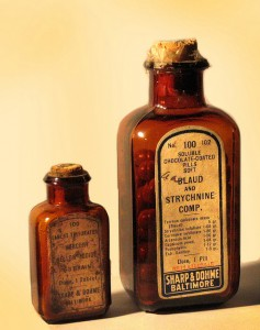 STRYCHNINE and MERCURY