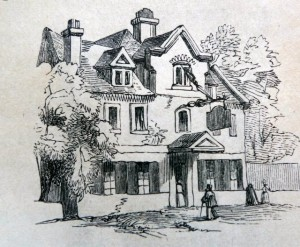 The Swan Inn, Fulham, London c. 1695