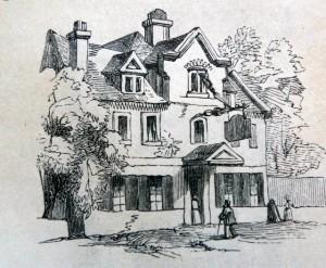 The Swan Inn, Fulham, London c. 1695